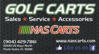 NasCARTS Custom Golf Carts