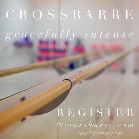 FREE class at Crossbarre Inc.